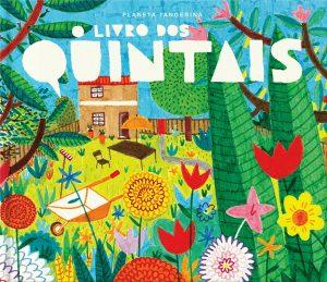 O Livro dos Quintais - Planeta Tangerina