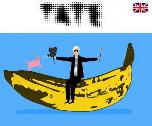 Tate - Warhol UK